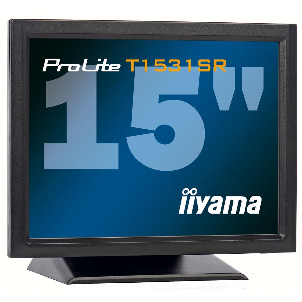 iiyama 15 lcd tactile prolite t1531sr 1 ecran pc. Black Bedroom Furniture Sets. Home Design Ideas