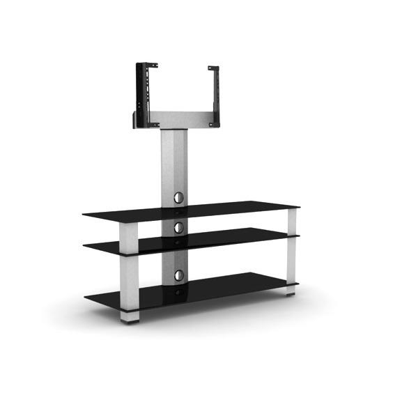 elmob delta de 120 41 meuble tv elmob sur. Black Bedroom Furniture Sets. Home Design Ideas