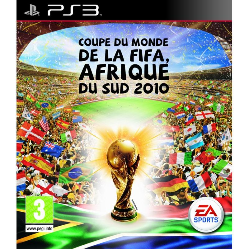 Coupe du monde de la fifa afrique du sud 2010 electronic arts sur - Coupe du monde foot afrique du sud ...