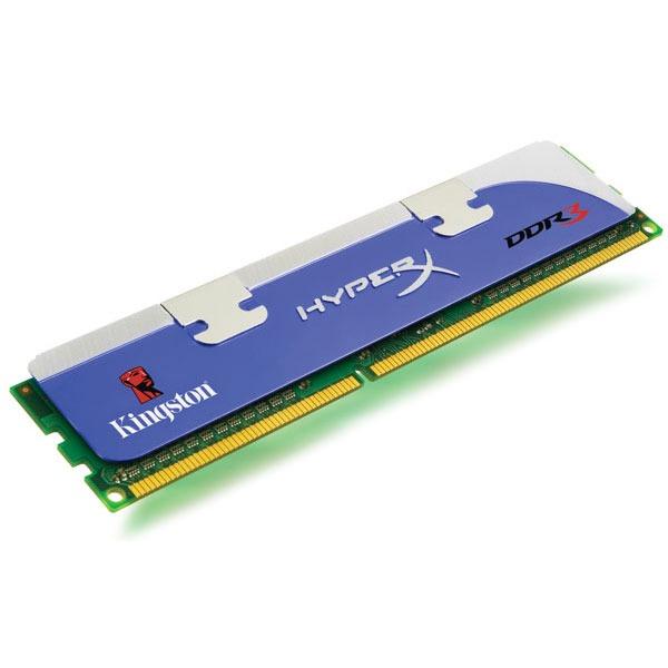 Mémoire PC Kingston HyperX 2 Go DDR3 1800 MHz Kingston HyperX 2 Go DDR3-SDRAM PC14400 CL9 - KHX1800C9D3/2G (garantie 10 ans par Kingston)