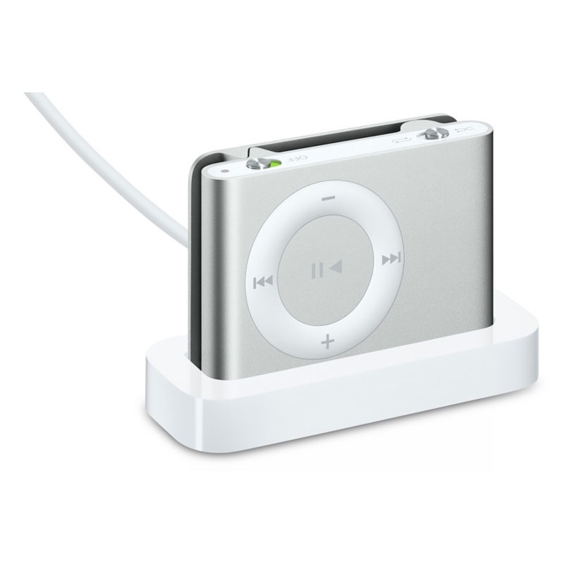 Apple ipod shuffle dock dock enceinte bluetooth apple for Housse ipod shuffle