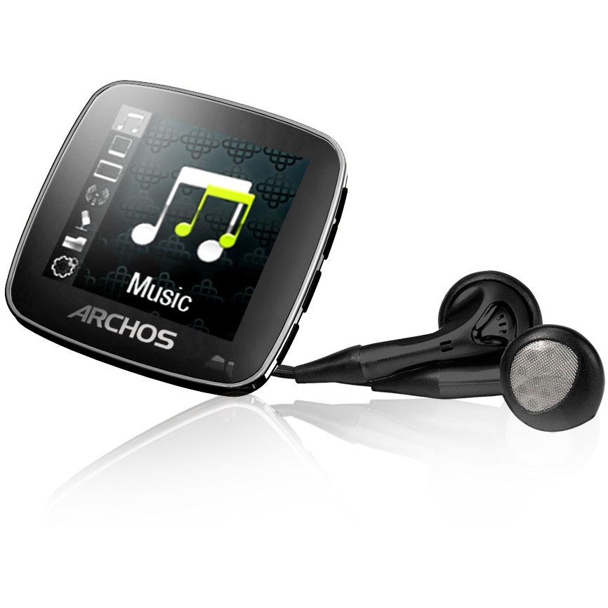 """Lecteur MP3 & iPod ARCHOS 14 Vision ARCHOS 14 Vision - Lecteur MP3 4 Go Ecran 1,4"""" FM"""