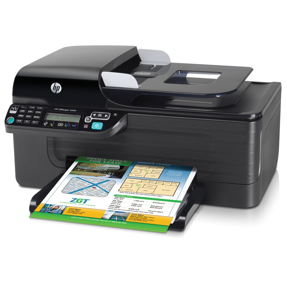hp officejet 4500 imprimante multifonction hp sur. Black Bedroom Furniture Sets. Home Design Ideas