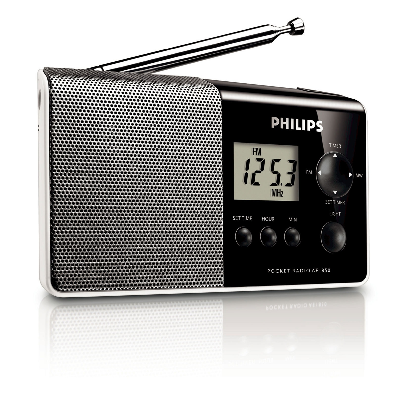 philips ae 1850 radio radio r veil philips sur. Black Bedroom Furniture Sets. Home Design Ideas