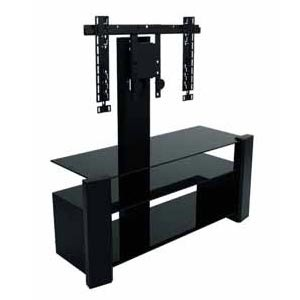 erard archi noir semi ferm avec colonne meuble tv erard group sur. Black Bedroom Furniture Sets. Home Design Ideas