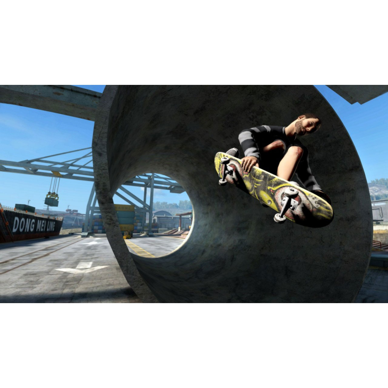 jeux de skate xbox 360