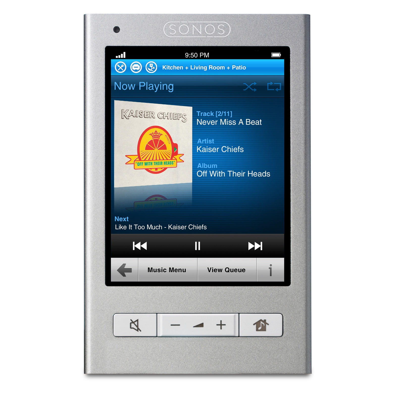Télécommande Sonos Control Télécommande pour Sonos ZonePlayer