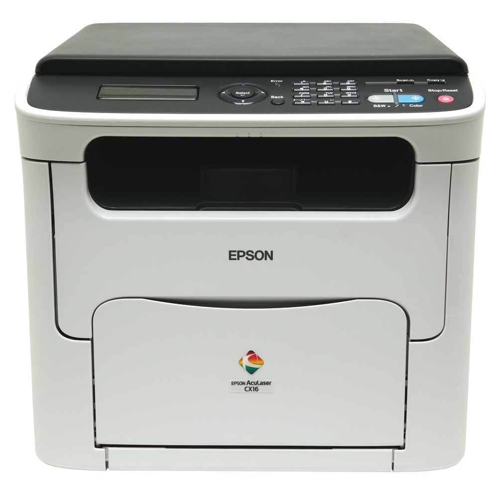 epson aculaser cx16 imprimante multifonction epson sur. Black Bedroom Furniture Sets. Home Design Ideas