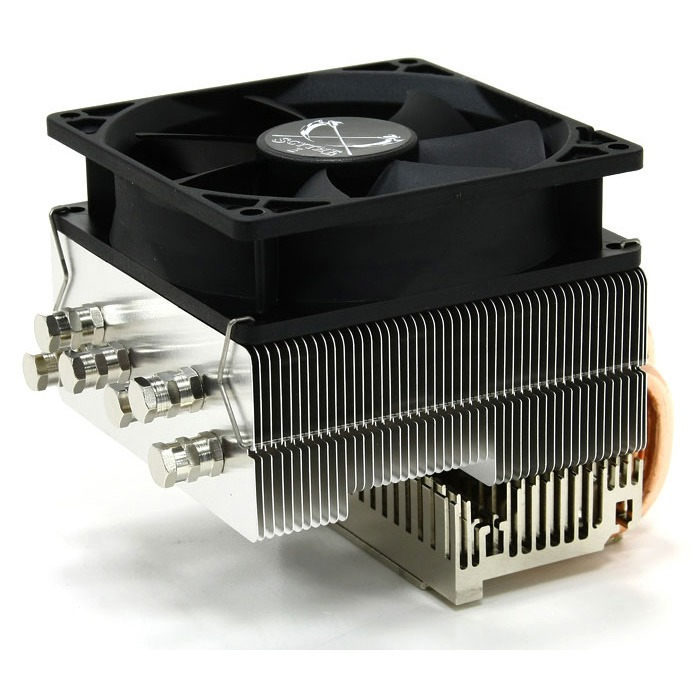 Ventilateur processeur Scythe Samurai ZZ Scythe Samurai ZZ (pour socket Intel 1366/1156/1155/775/478 & AMD AM3/AM2+/AM2/940/939/754)