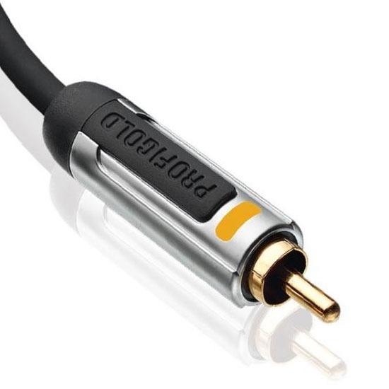 Profigold Proa4805 C 226 Ble Audio Num 233 Rique Coaxial Rca