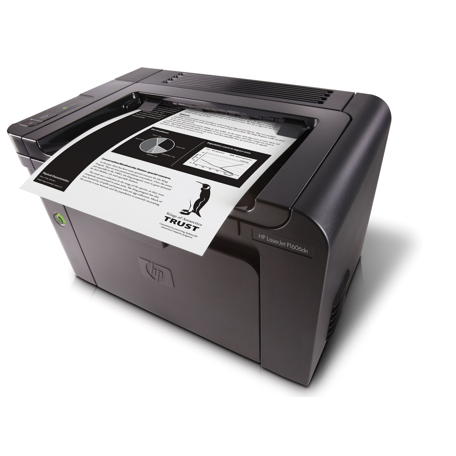 hp laserjet pro p1606dn imprimante laser hp sur. Black Bedroom Furniture Sets. Home Design Ideas