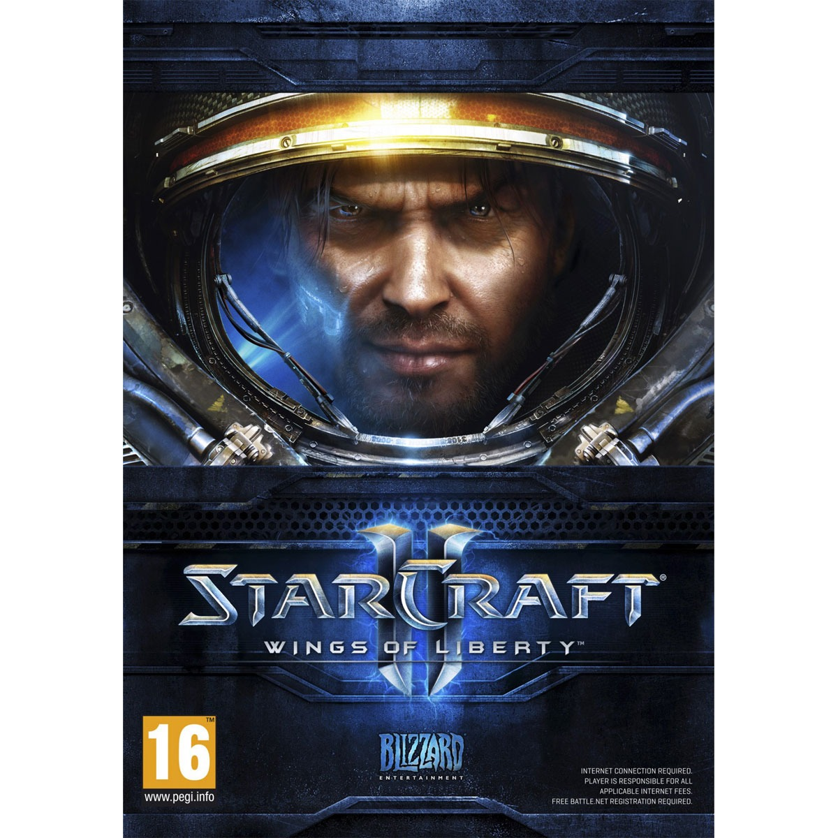 Jeux PC StarCraft II : Wings Of Liberty (PC/MAC) StarCraft II : Wings Of Liberty (PC/MAC)