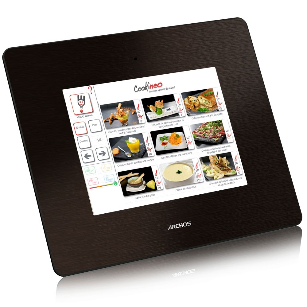 archos 8 home tablet tablette tactile archos sur. Black Bedroom Furniture Sets. Home Design Ideas