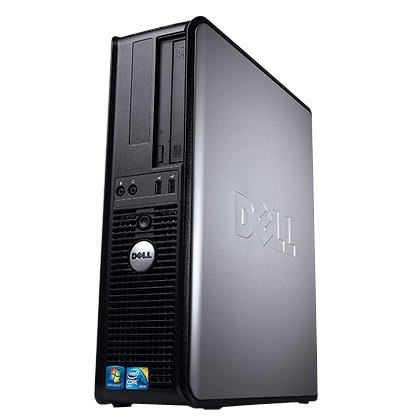 dell optiplex 380 desktop pc de bureau dell sur. Black Bedroom Furniture Sets. Home Design Ideas