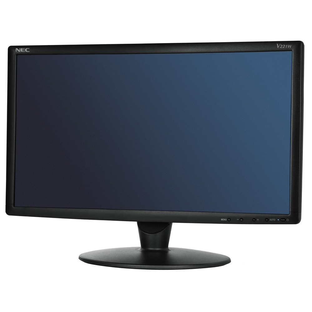 Nec v221w ecran pc nec sur for Ecran photo nec