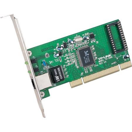 Carte réseau TP-LINK TG-3269 TP-LINK TG-3269 - Carte réseau PCI Gigabit LAN (10/100/1000 Mbps)