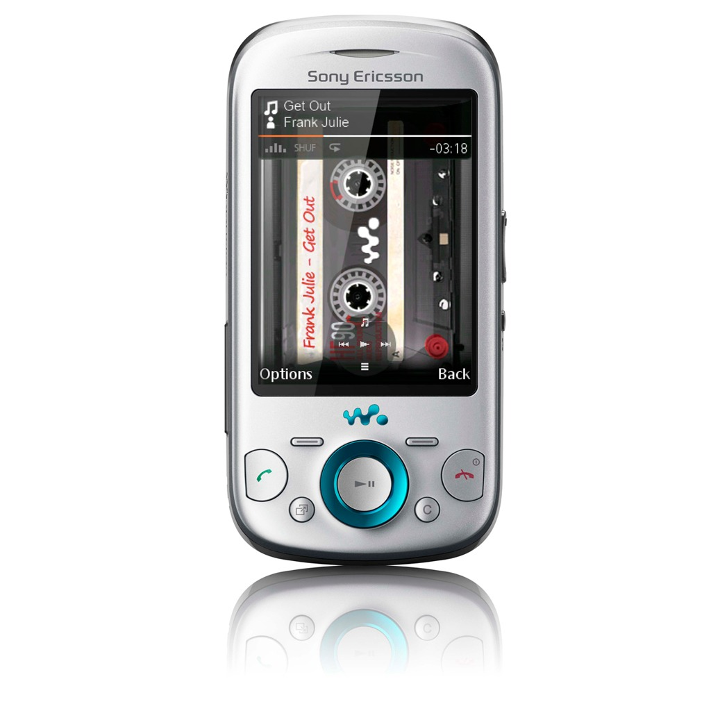 Mobile & smartphone Sony Ericsson Zylo Argent Sony Ericsson Zylo Argent - Téléphone 3G+