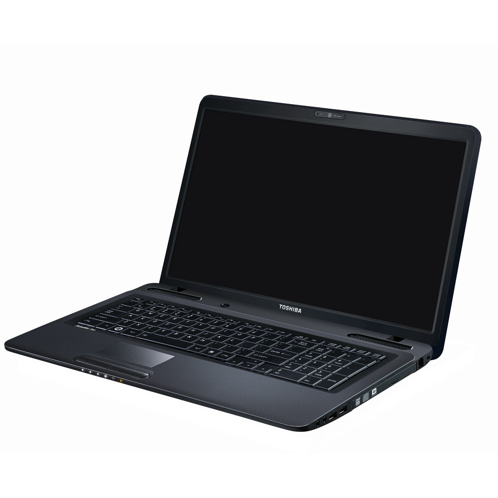 "PC portable Toshiba Satellite Pro L670-11F Toshiba Satellite Pro L670-11F - Intel Core i3-330M 3 Go 320 Go 17.3"" LED Graveur DVD Wi-Fi N Webcam Windows 7 Professionnel 64 bits + XP Pro"