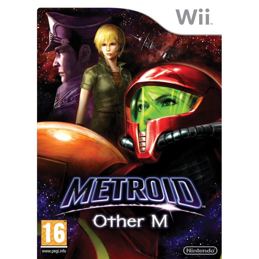 LDLC.com Metroid : Other M (Wii) Metroid : Other M (Wii)