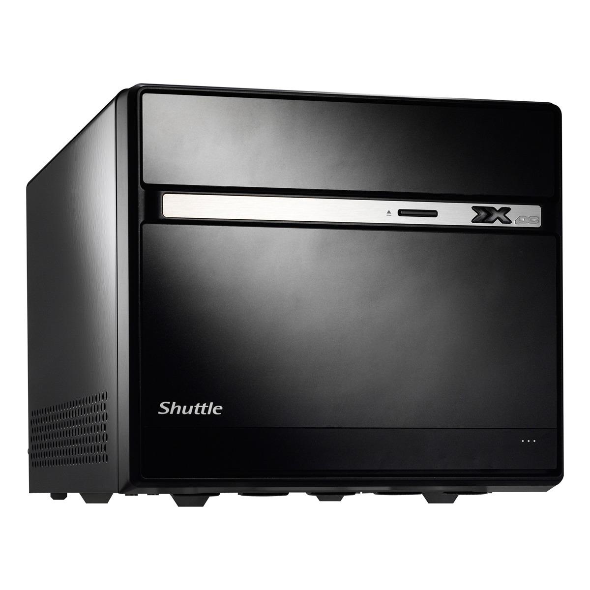 Barebone PC Shuttle XPC Barebone SH55J2 Shuttle SH55J2 - Mini-Barebone (Intel H55 Express)
