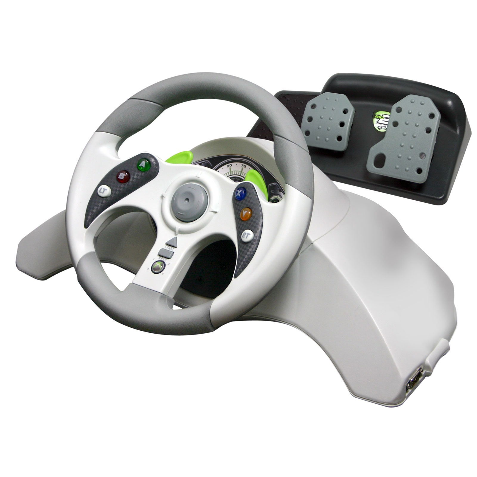 madcatz microcon racing wheel volant pc mad catz sur. Black Bedroom Furniture Sets. Home Design Ideas