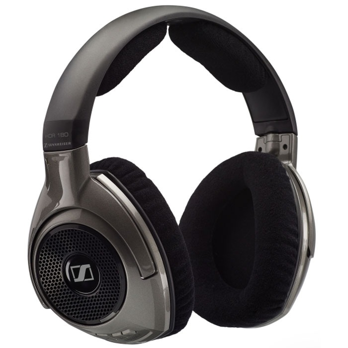sennheiser hdr 180 casque sennheiser sur. Black Bedroom Furniture Sets. Home Design Ideas
