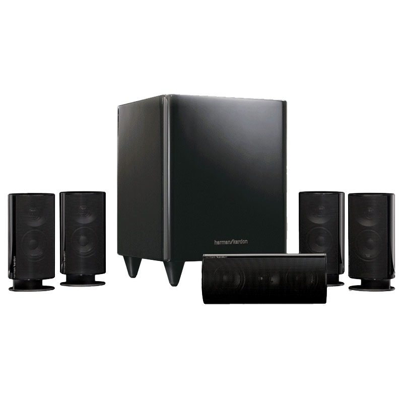 harman kardon hkts 20 noir enceintes hifi harman kardon. Black Bedroom Furniture Sets. Home Design Ideas