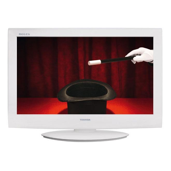 "TV Toshiba 26AV734 Toshiba 26AV734 - Téléviseur LCD 26"" (66 cm) 16/9 - 1366 x 768 pixels - Tuner TNT HD - HDTV"