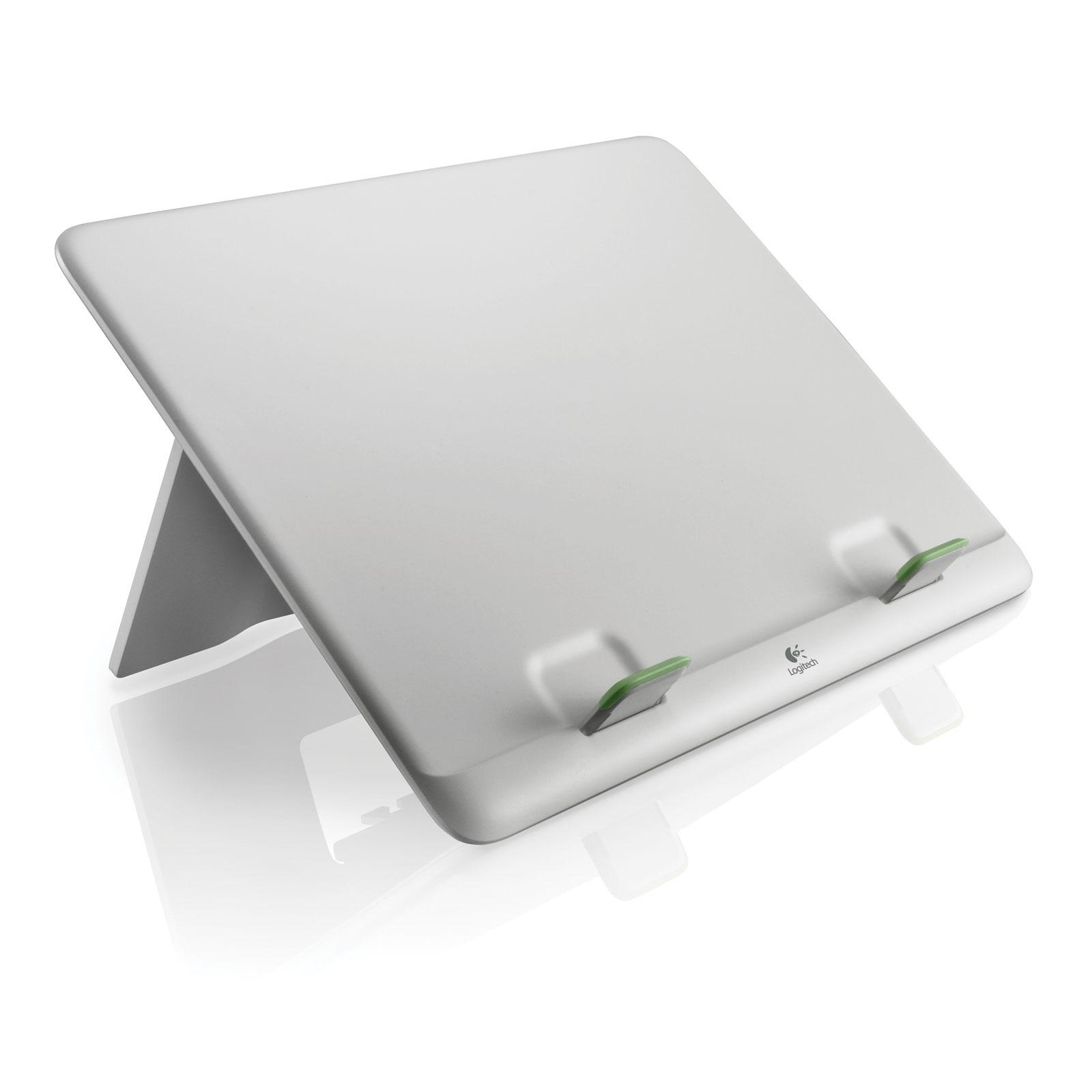 logitech notebook riser n110 accessoires pc portable logitech sur. Black Bedroom Furniture Sets. Home Design Ideas