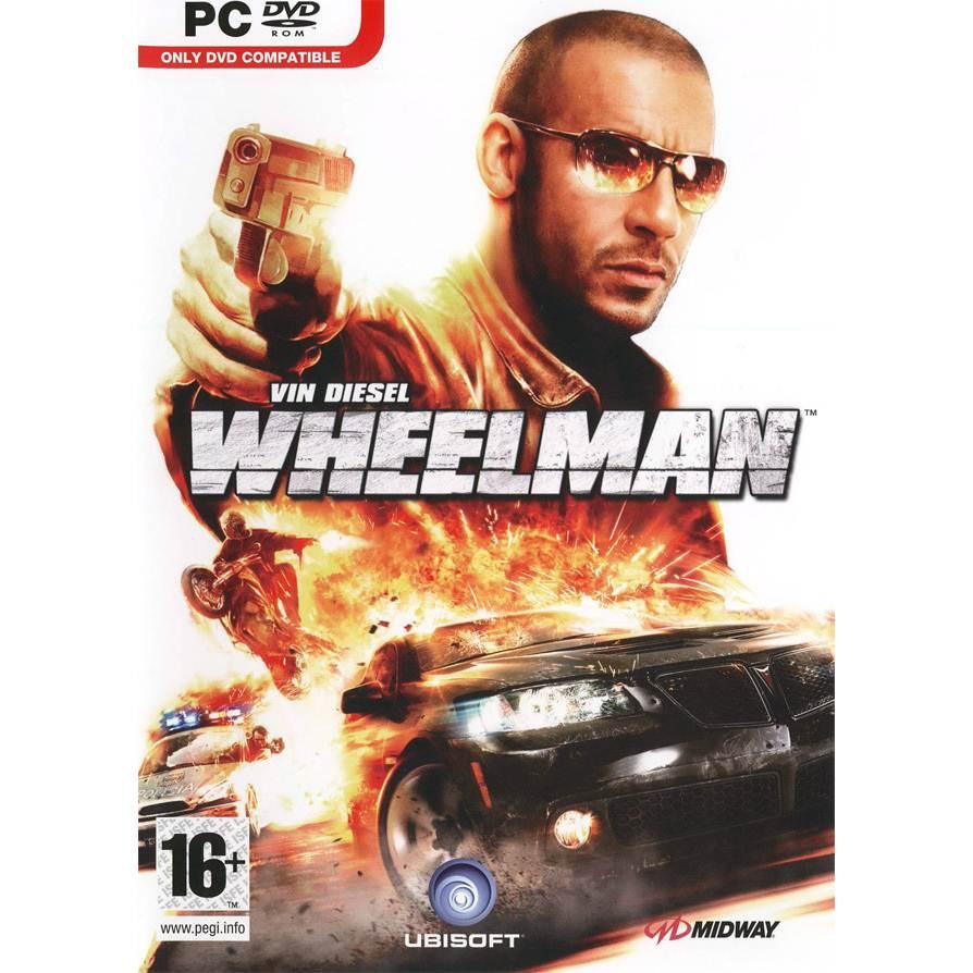 Vin Diesel WHEELMAN (PC) - Jeux PC Ubisoft sur LDLC.com