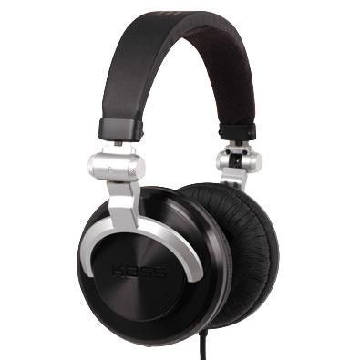 Casque Koss Pro DJ100 Casque circum-auriculaire fermé pliable pour DJ - Garantie constructeur à vie
