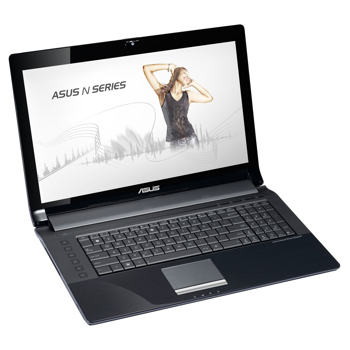 "PC portable ASUS N73Jq-TZ069V ASUS N73Jq-TZ069V - Intel Core i7-720QM 6 Go 1280 (2x 640) Go 17.3"" LED NVIDIA GeForce GT 425M Combo Lecteur Blu-ray/Graveur DVD Wi-Fi N/Bluetooth Webcam Windows 7 Premium 64 bits (garantie constructeur 2 ans)"
