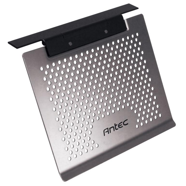 Ventilateur PC portable Antec Notebook Cooler Basic Support de refroidissement passif pour ordinateur portable (jusqu'à 14'')
