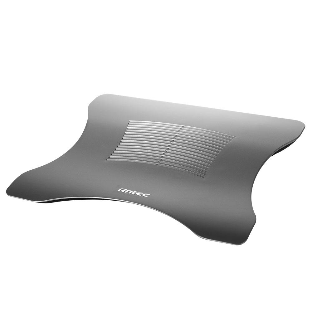 Ventilateur PC portable Antec Notebook Cooler Designer Support ventilé pour ordinateur portable (jusqu'à 15.6'')
