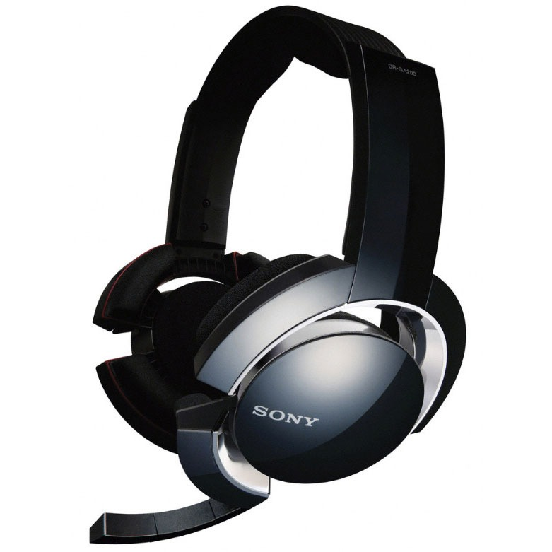 Micro-casque Sony DR-GA200 Sony DR-GA200 - Casque micro stéréo
