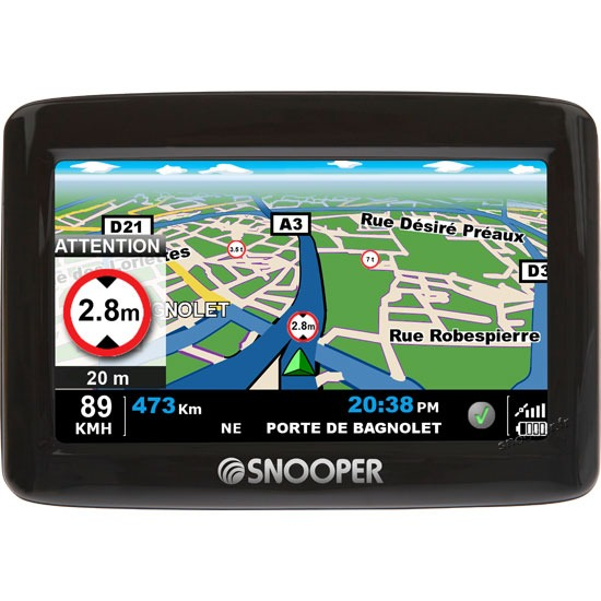 snooper cc1000 gps snooper sur. Black Bedroom Furniture Sets. Home Design Ideas