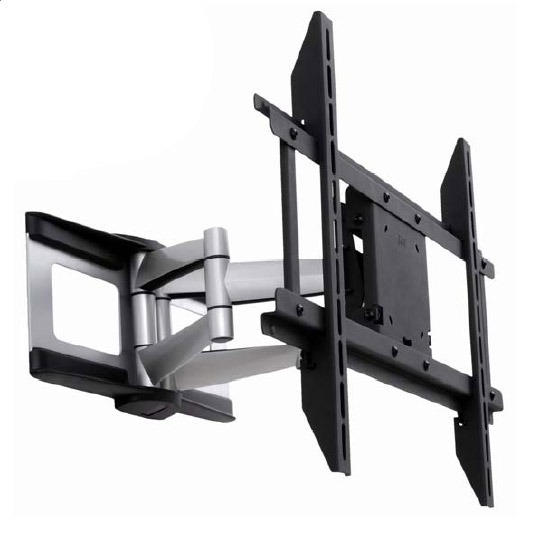 Erard movik double v2 support mural tv erard group sur - Support tv mural orientable ...