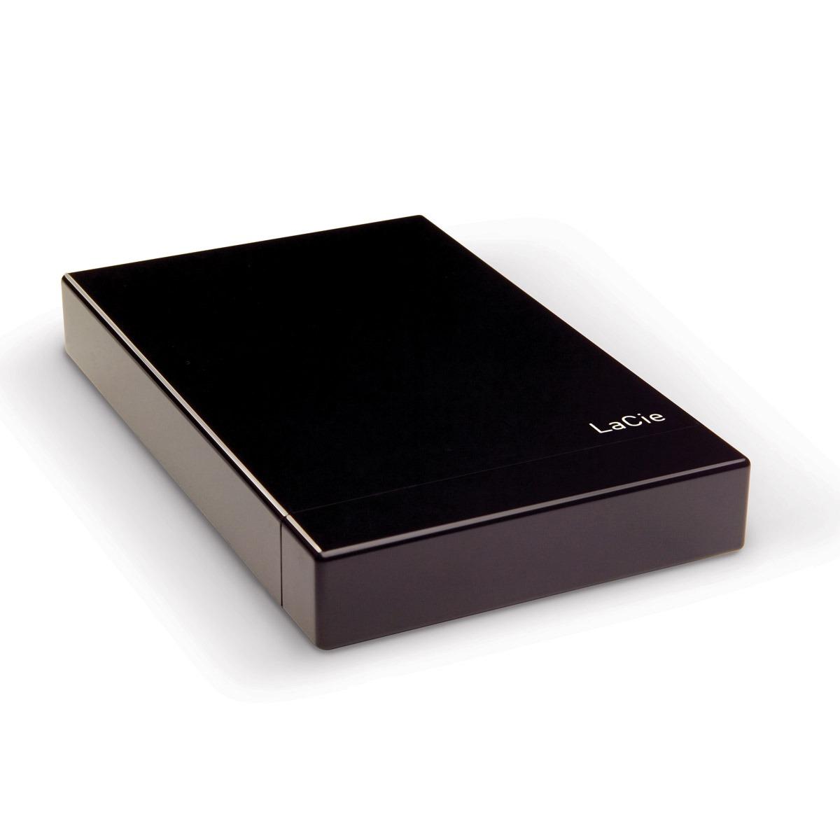Disque dur externe LaCie Little Disk 500 Go (USB 2.0, FireWire 400 et FireWire 800) LaCie Little Disk 500 Go (USB 2.0, FireWire 400 et FireWire 800) + 10 Go de stockage en ligne offerts (garantie LaCie 2 ans)
