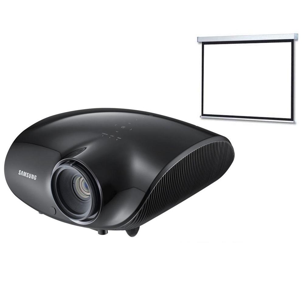 samsung sp a600b ecran motoris 16 9 220 x 124 cm. Black Bedroom Furniture Sets. Home Design Ideas