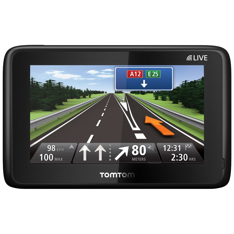 tomtom go live 1005 europe gps tomtom sur. Black Bedroom Furniture Sets. Home Design Ideas
