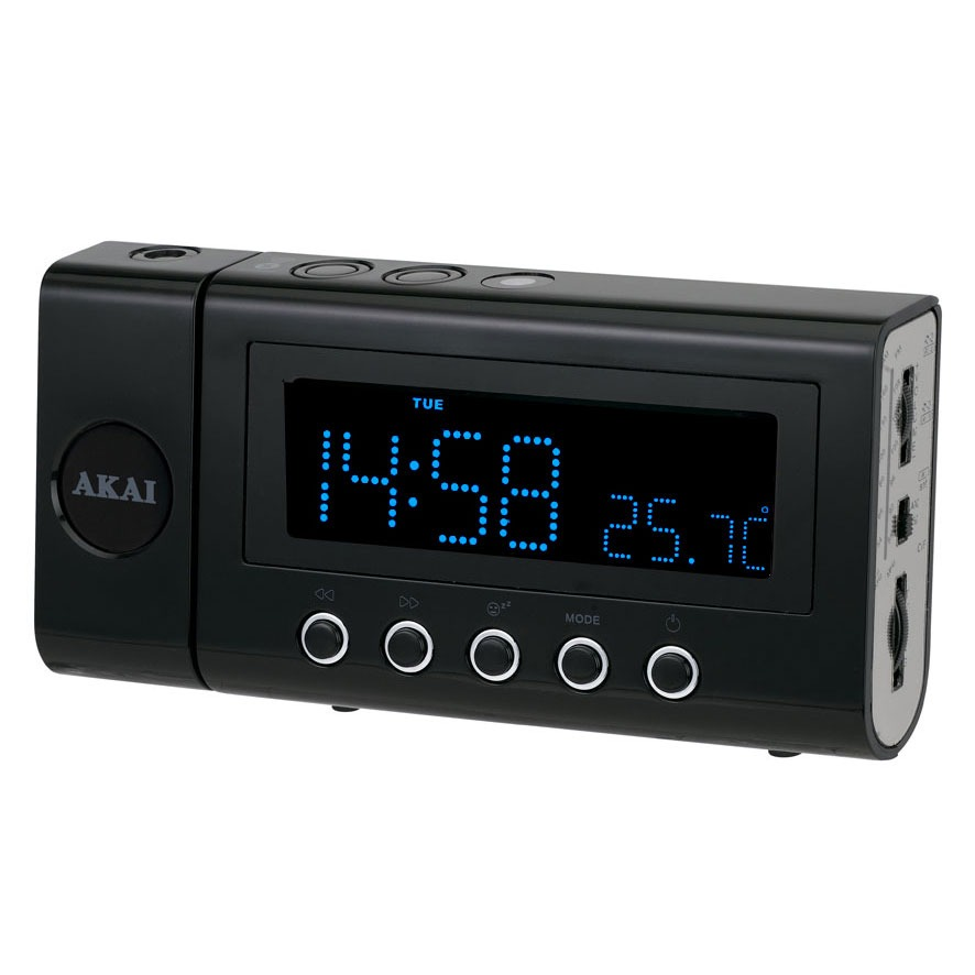 akai arp 100 noir radio radio r veil aka sur. Black Bedroom Furniture Sets. Home Design Ideas