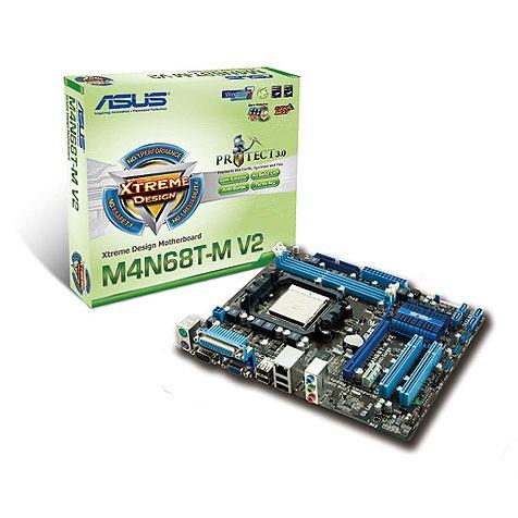 Carte mère ASUS M4N68T-M V2 Carte mère Micro ATX Socket AM3 NVIDIA GeForce 7025  (garantie 3 ans)