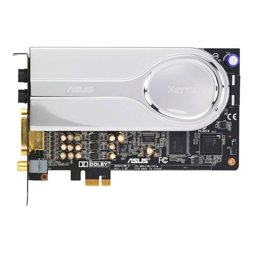 Carte son interne ASUS Xonar Xense ASUS Xonar Xense - Carte son + Micro-casque Sennheiser