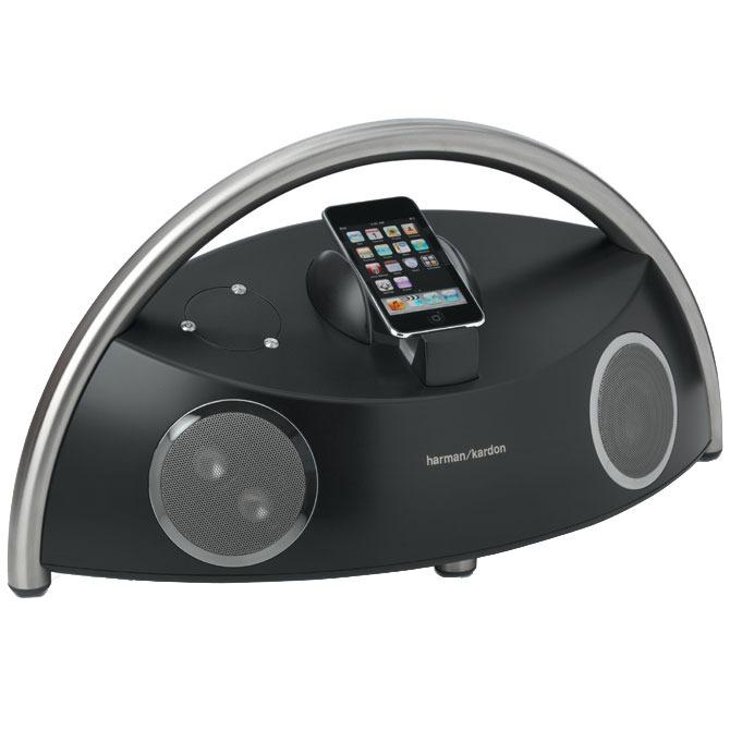 harman kardon go play micro noir apple ipod nano 8 go noir dock enceinte bluetooth. Black Bedroom Furniture Sets. Home Design Ideas