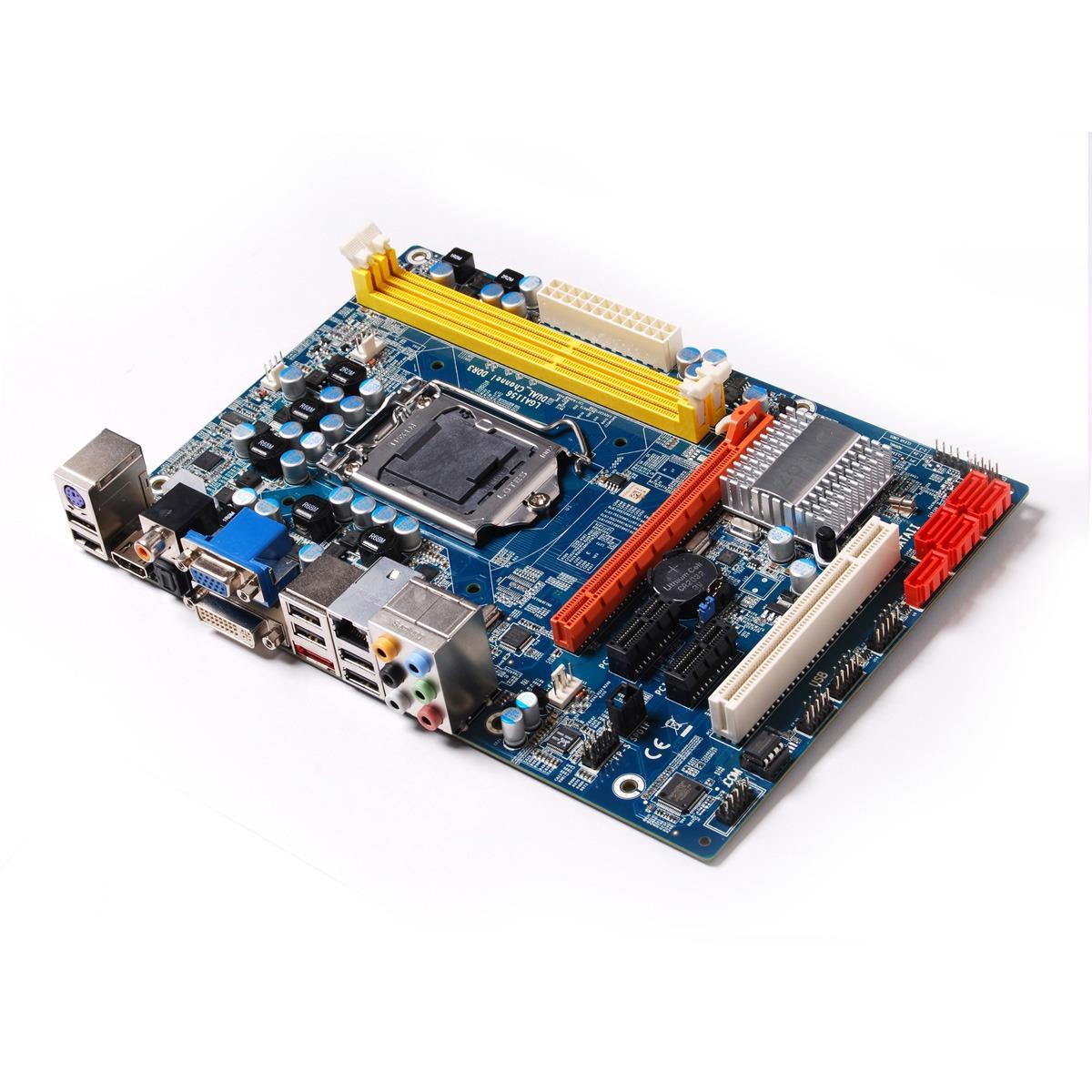 Carte mère ZOTAC H55MAT-A-E Carte mère Micro ATX Socket 1156 Intel H55 Express
