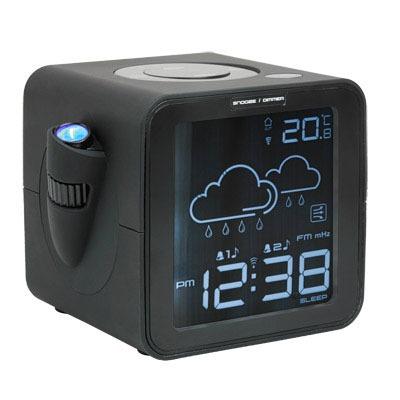 Radio & radio réveil ClipSonic AR290N Radio réveil avec station météo