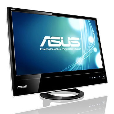 """Ecran PC ASUS 22"""" LED - ML228H 1920 x 1080 pixels - 2 ms (gris à gris) - Format large 16/9 - Design Ultra-Slim - HDMI v1.3 - Noir (garantie constructeur 3 ans)"""