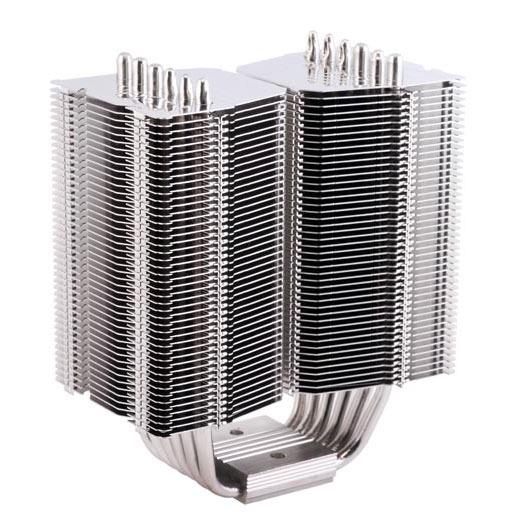 Ventilateur processeur Prolimatech Megahalems Rev.C Dissipateur thermique pour processeur (pour socket Intel LGA 775/1366/1156/1150/1151/1155/2011 et AMD AM2/AM2+/AM3/AM3+/FM1/FM2)