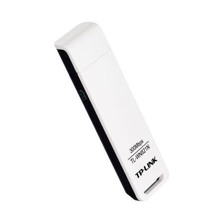 Carte réseau TP-LINK TL-WN821N TP-LINK TL-WN821N - Clé USB Wi-Fi N (300 Mbps)