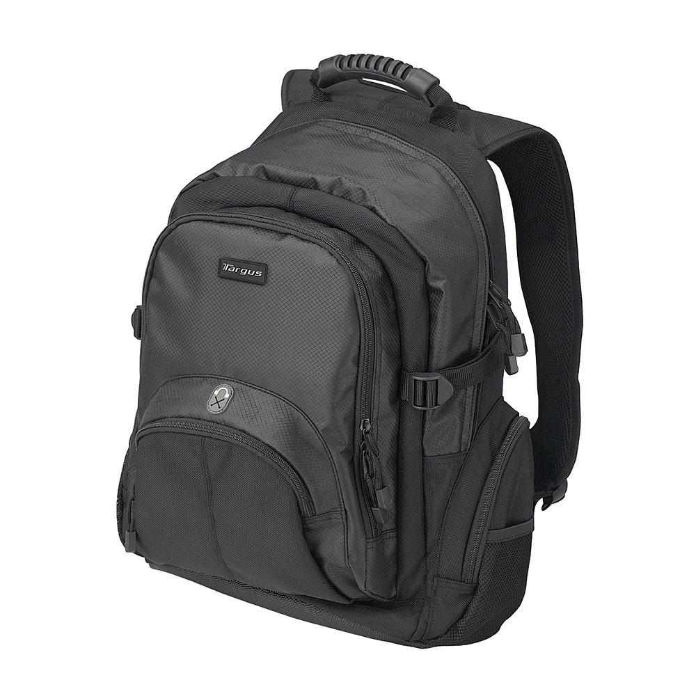 targus laptop backpack sac sacoche housse targus sur. Black Bedroom Furniture Sets. Home Design Ideas